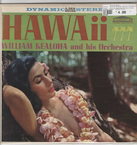 William Kealoha And His Orchestra - Hawaii