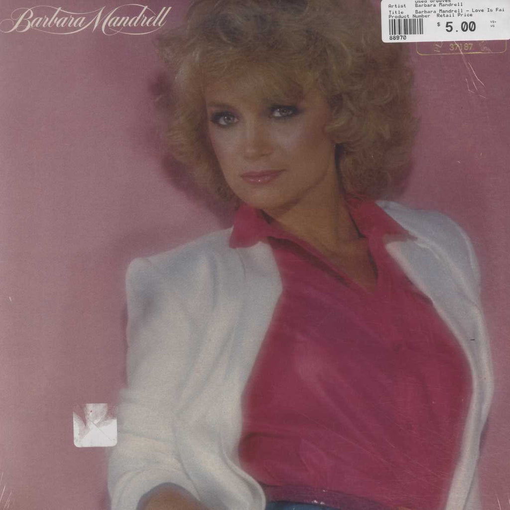 Barbara Mandrell - Love Is Fair