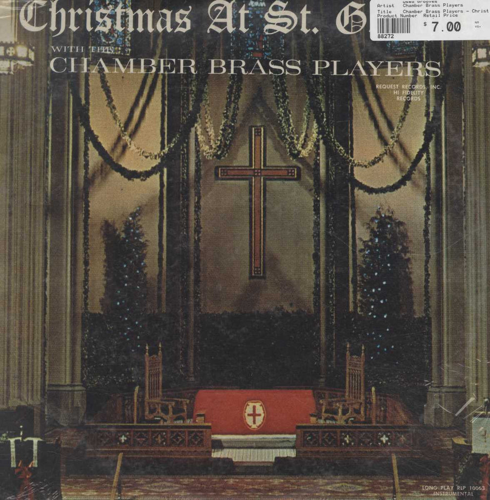 Chamber Brass Players - Christmas At St. George's