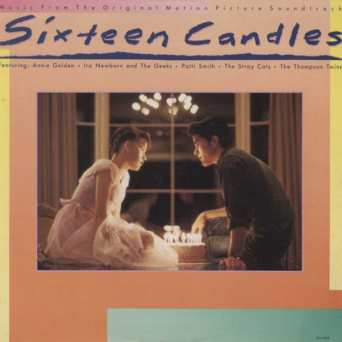 Various - Sixteen Candles: Music From The Original Motion Picture Soundtrack