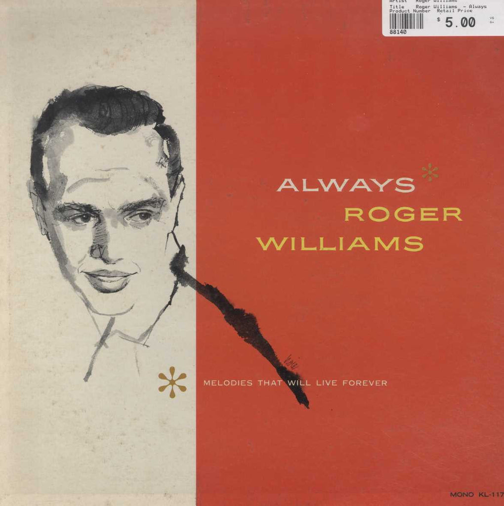Roger Williams  - Always
