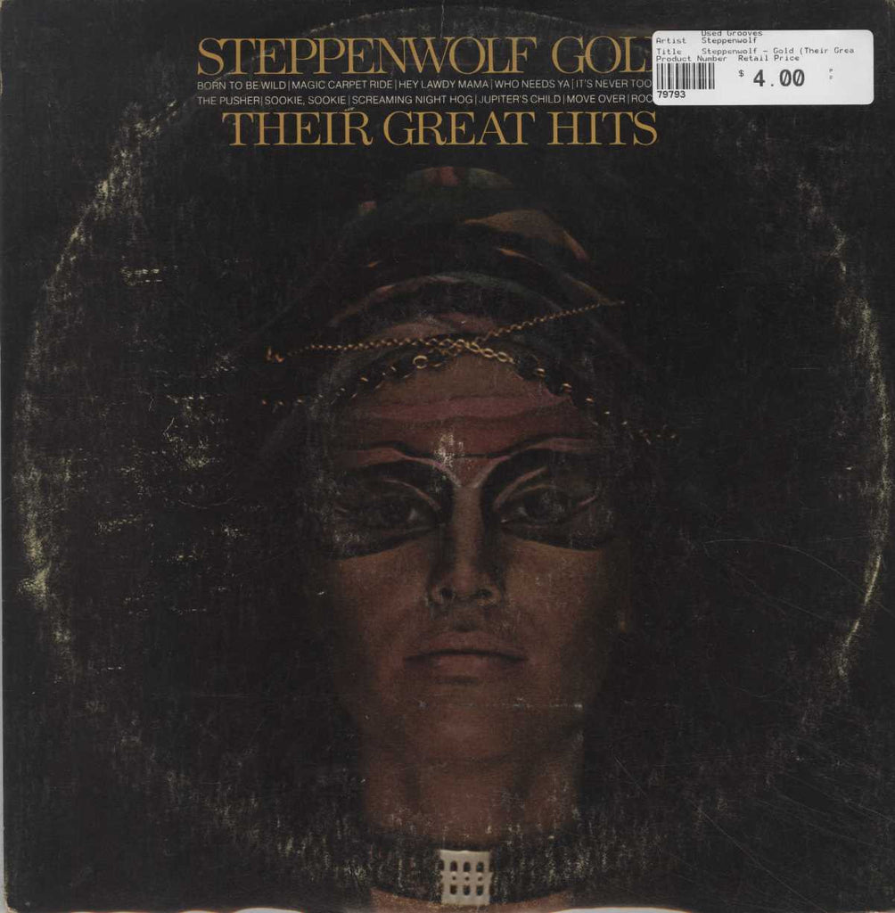 Steppenwolf - Gold (Their Great Hits)