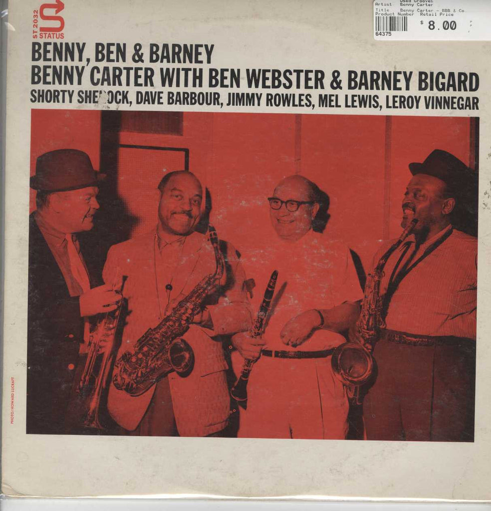 Benny Carter - BBB & Co.