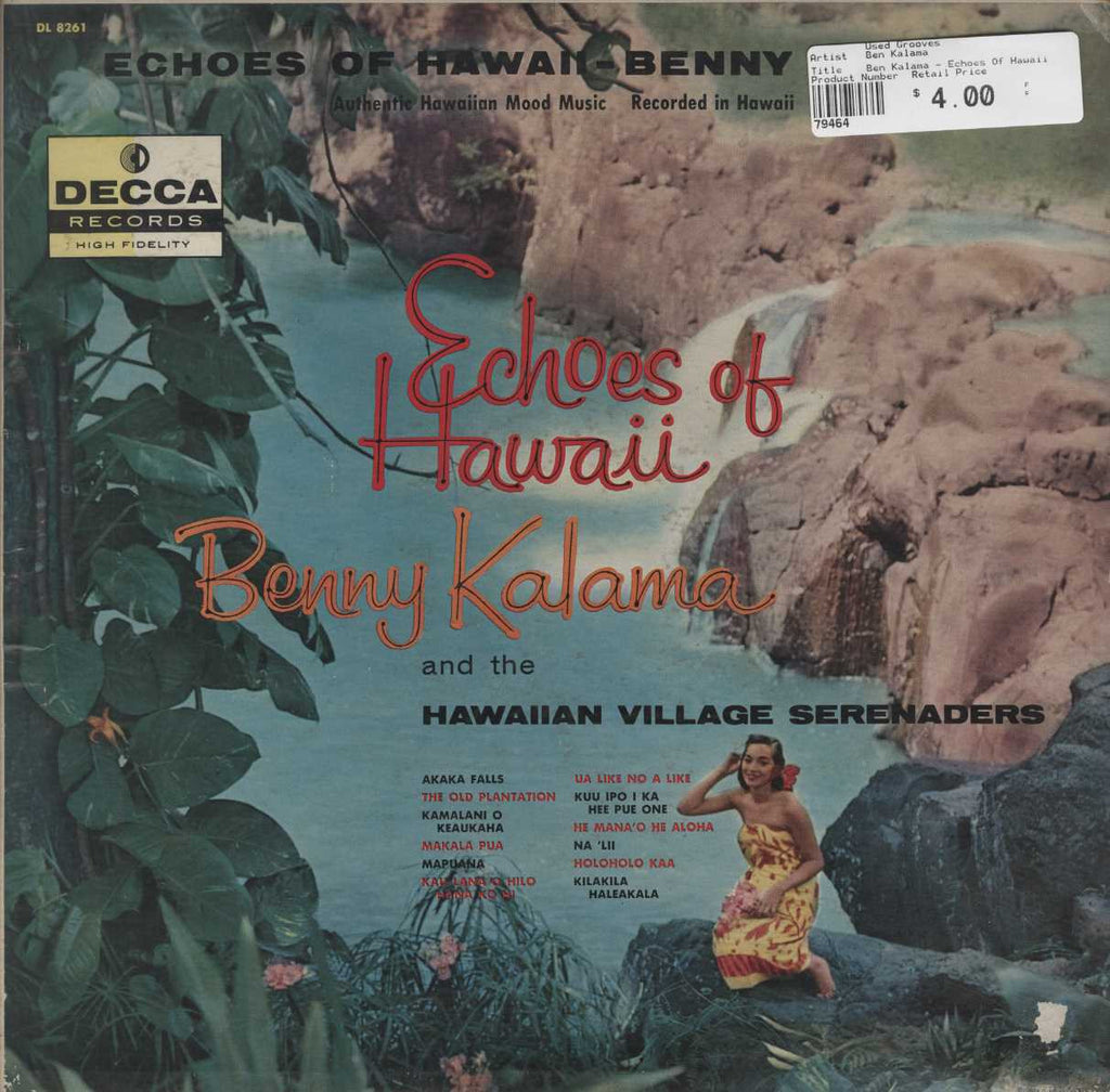 Ben Kalama - Echoes Of Hawaii