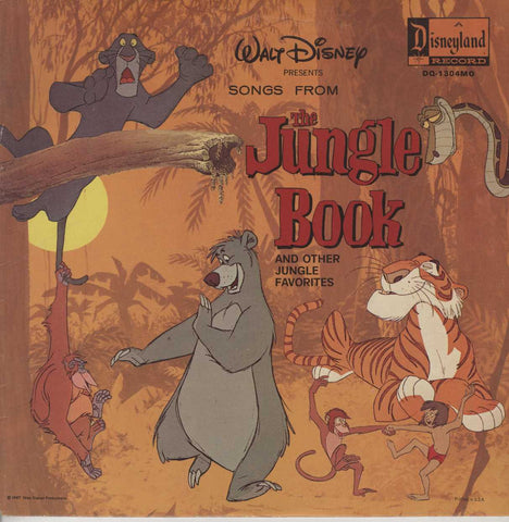 "The Jungle V.I.P's - Songs From ""The Jungle Book"" And Other Jungle Favorites"