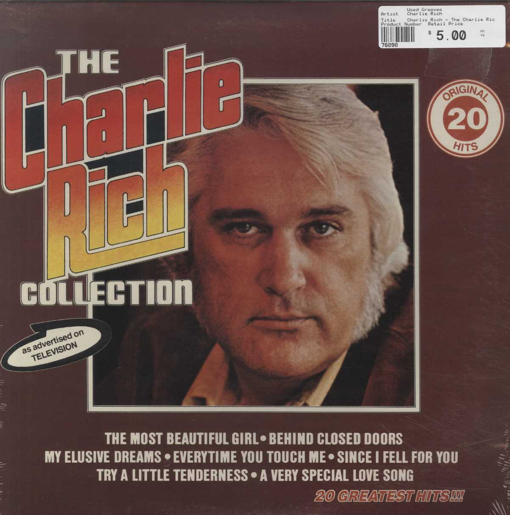 Charlie Rich - The Charlie Rich Collection