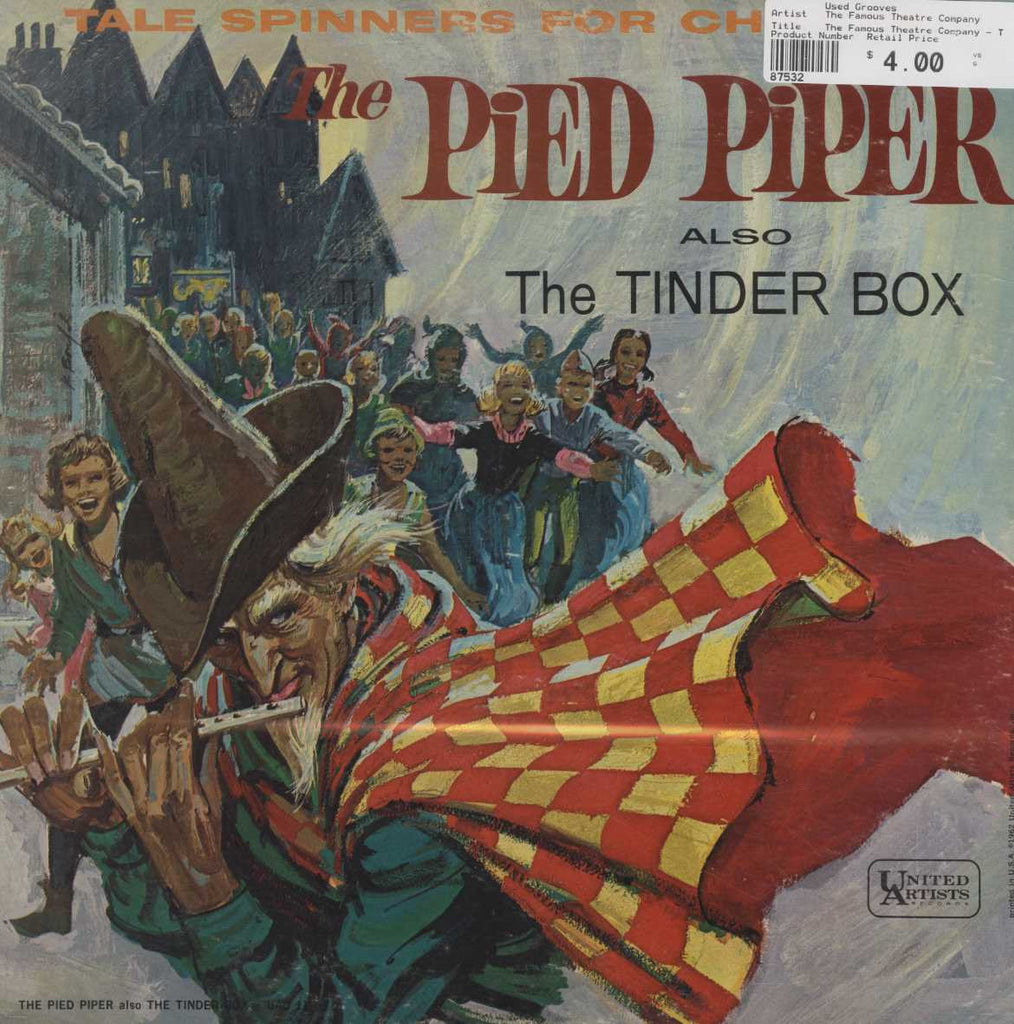 The Famous Theatre Company - The Pied Piper Also The Tinder Box
