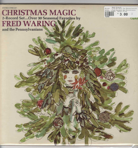 Fred Waring & The Pennsylvanians - Christmas Magic