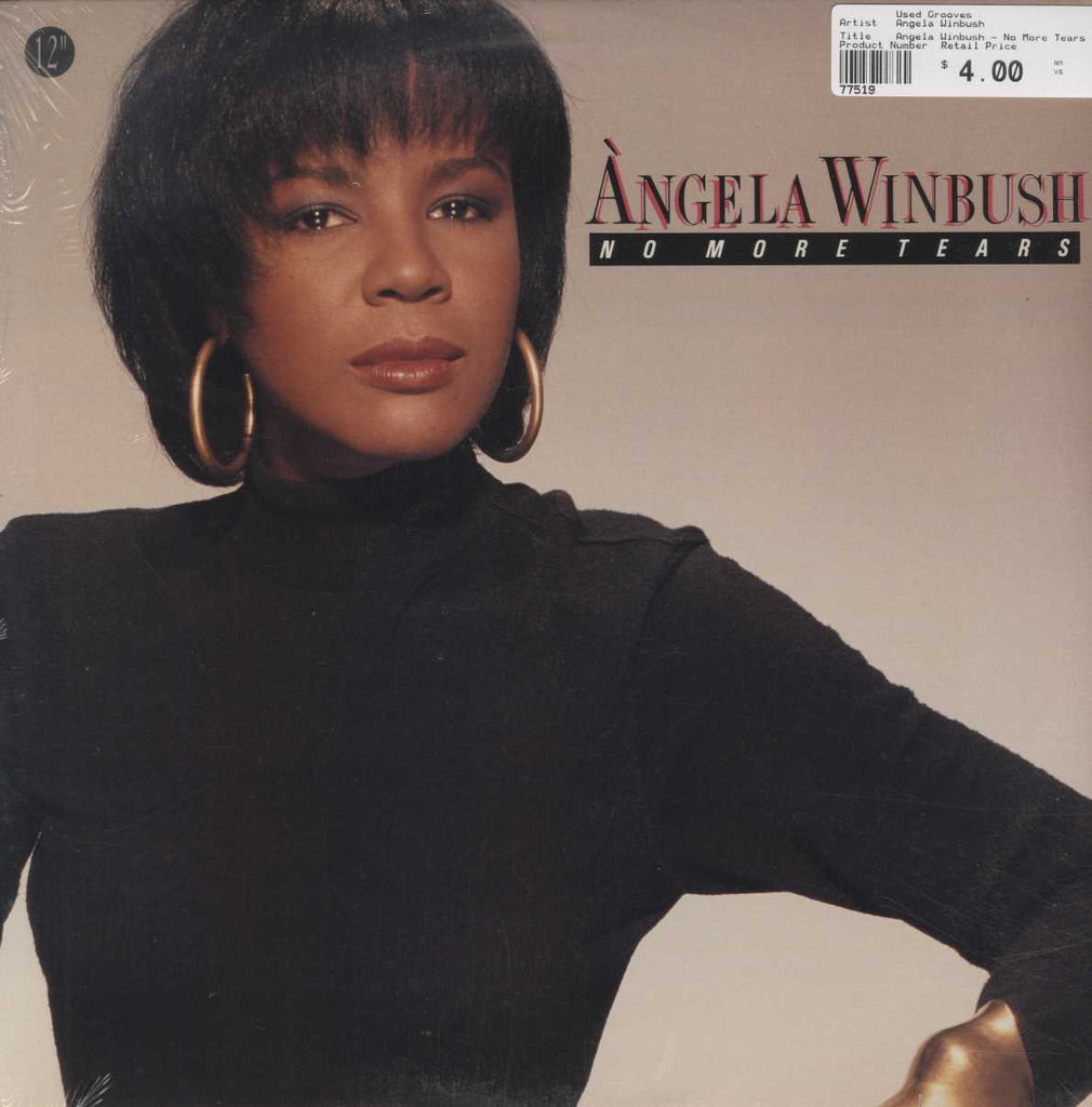 Angela Winbush - No More Tears