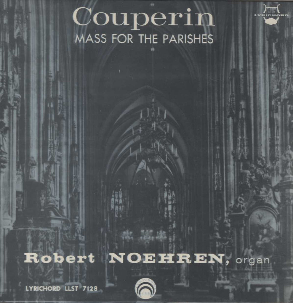Robert Noehren - Mass For The Parishes