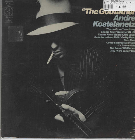 "André Kostelanetz - Love Theme From ""The Godfather"""