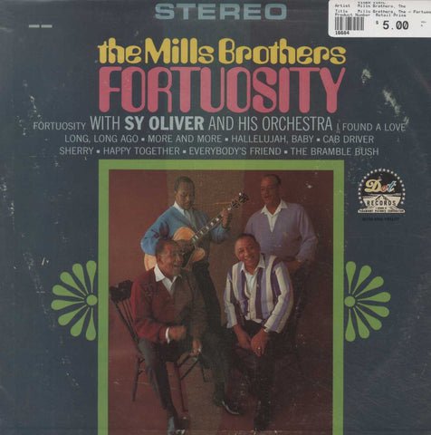 Mills Brothers, The - Fortuosity