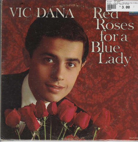 Vic Dana - Red Roses For A Blue Lady