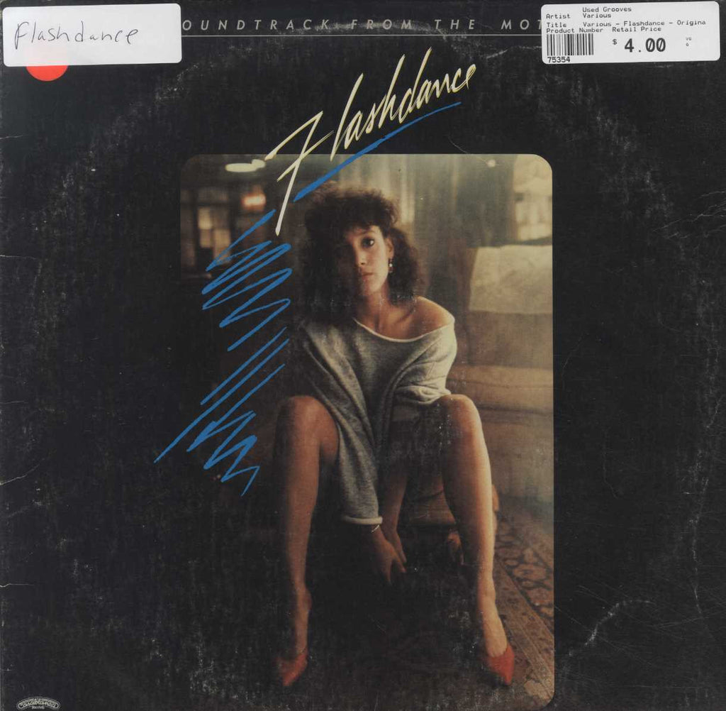 Various - Flashdance - Original Soundtrack From The Motion Picture