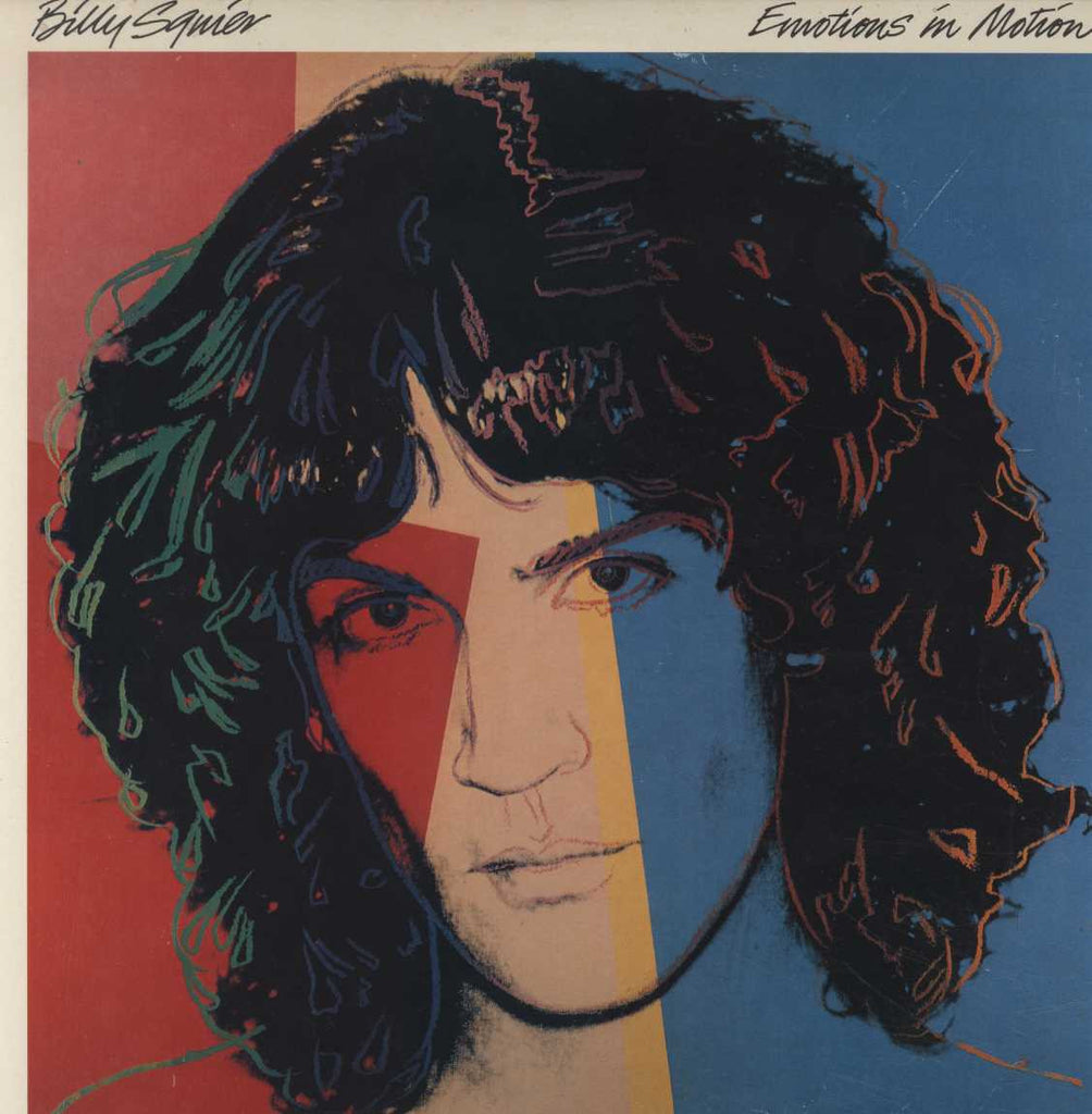 Billy Squier - Emotions In Motion