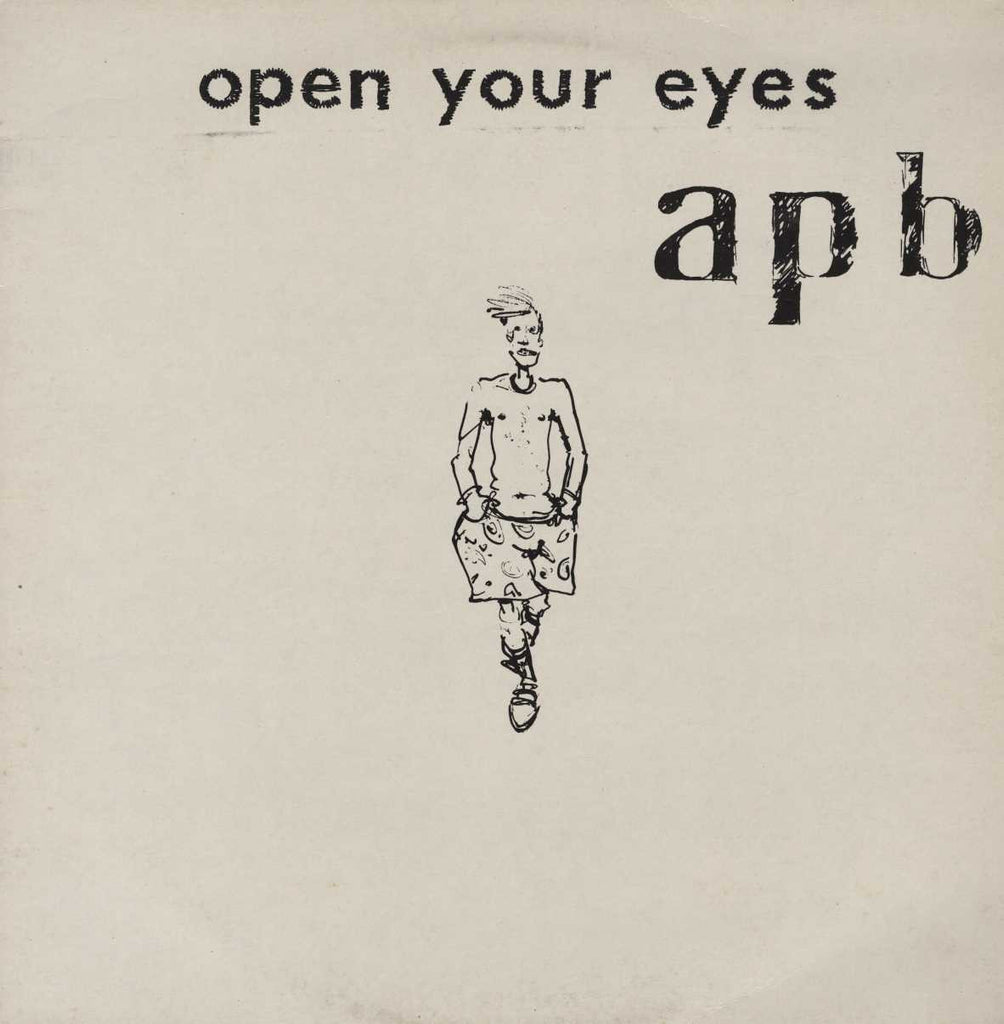 Apb  - Open Your Eyes