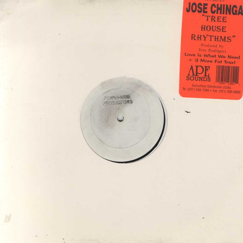 Jose Chinga - Tree House Rhythms