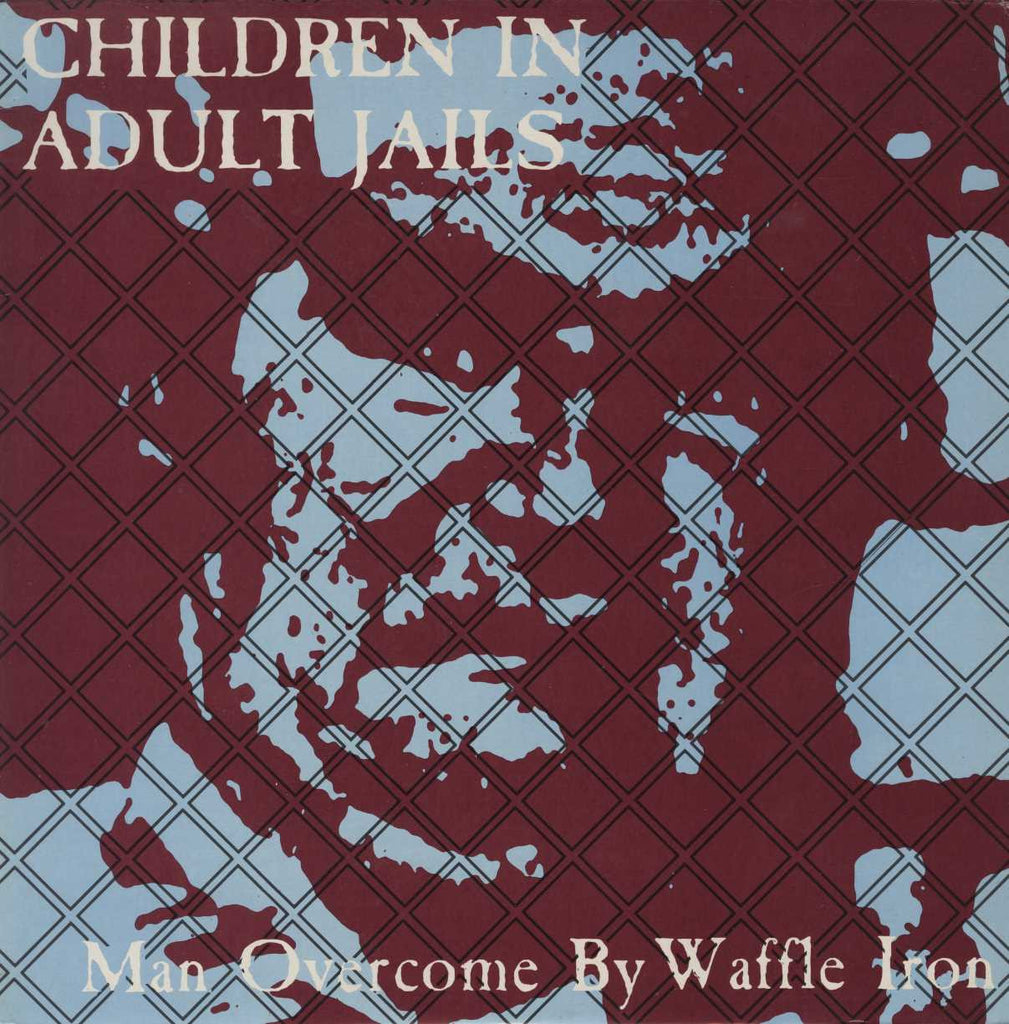Children In Adult Jails - Man Overcome By Waffle Iron