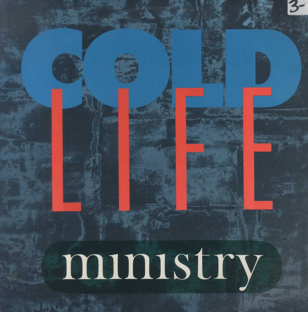 Ministry - Cold Life