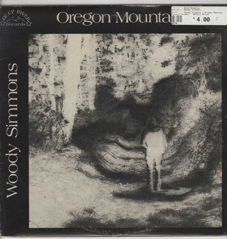 Woody Simmons - Oregon Mountains