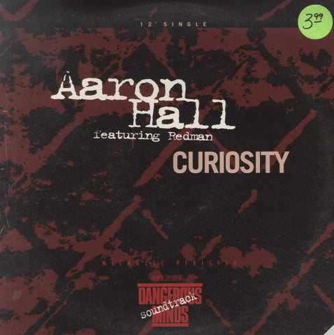 Aaron Hall - Curiosity