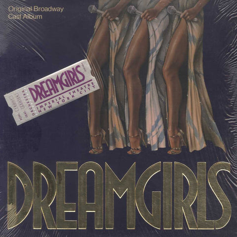 """Dreamgirls"" Original Broadway Cast - Dreamgirls Original Broadway Cast Album"