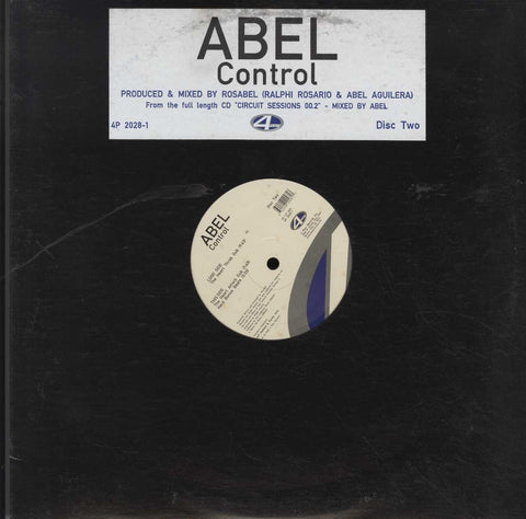 Abel - Control (Disc Two)