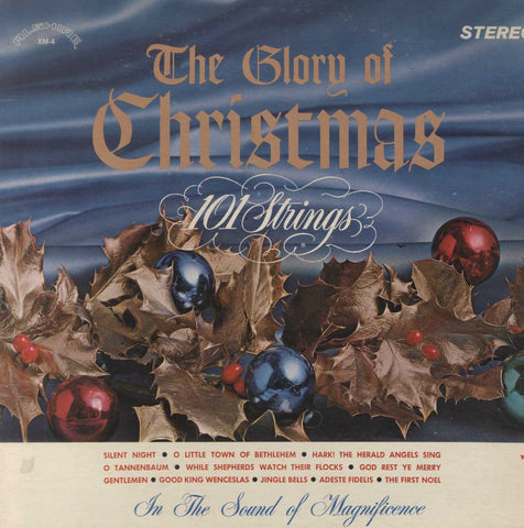 101 Strings - The Glory Of Christmas