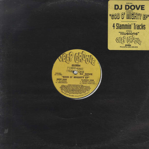 DJ Dove - God O' Mighty EP