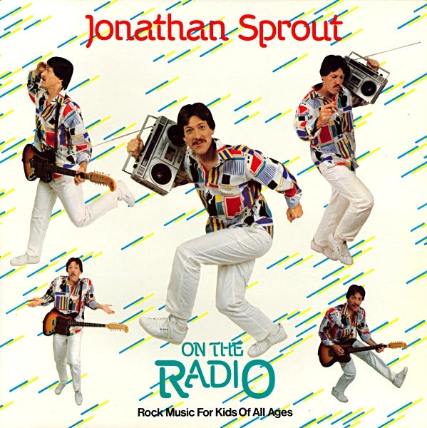 Jonathan Sprout - On The Radio
