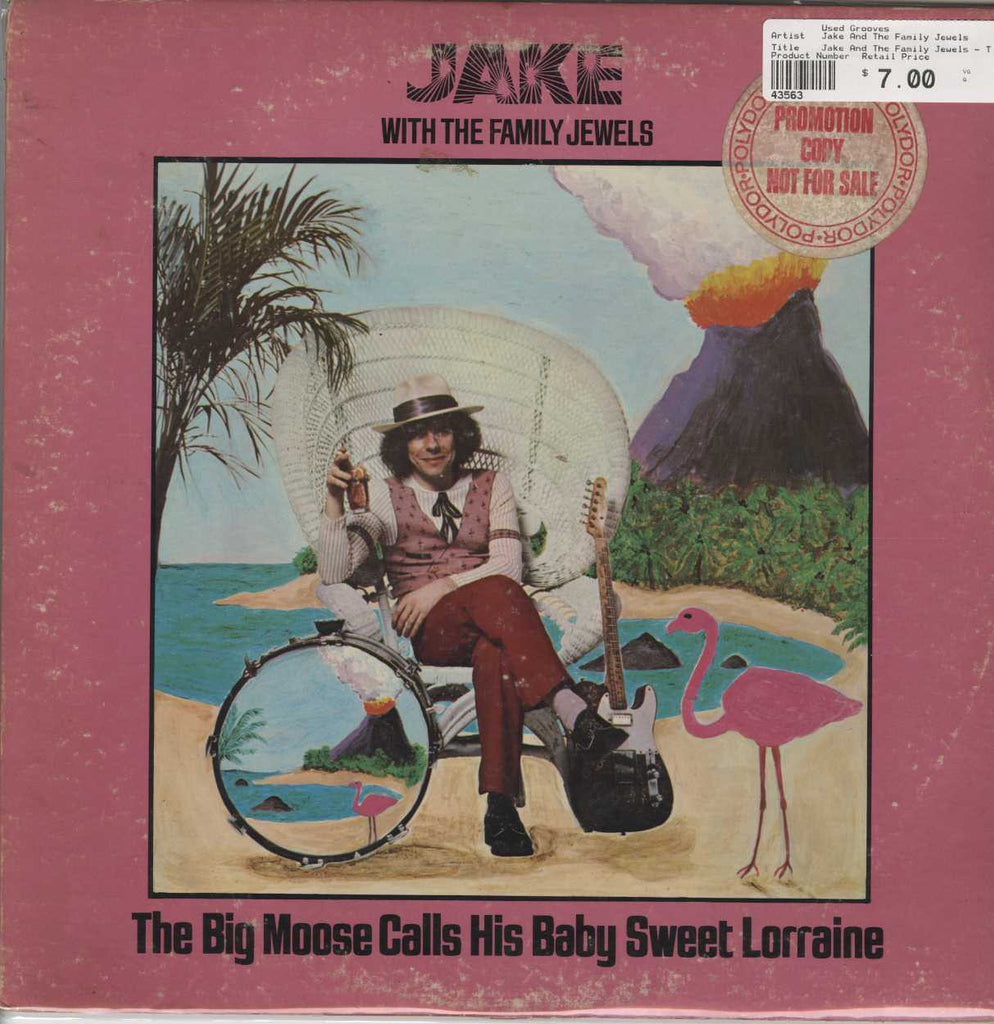 Jake And The Family Jewels - The Big Moose Calls His Baby Sweet Lorraine