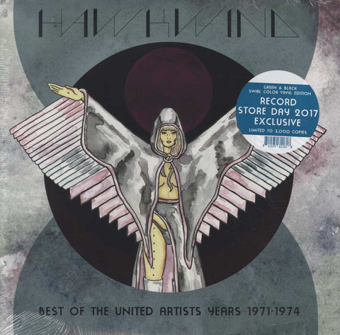 Hawkwind - Best Of The United Artists Years 1971-1974 RSD 2017 Limited Edition