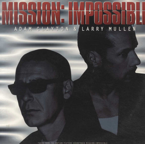 Adam Clayton - Theme From Mission: Impossible