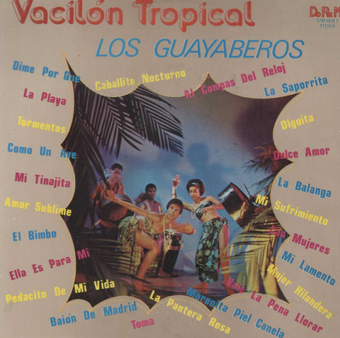 Los Guayaberos - Vacilon Tropical