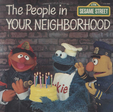 Sesame Street - The People In Your Neighborhood