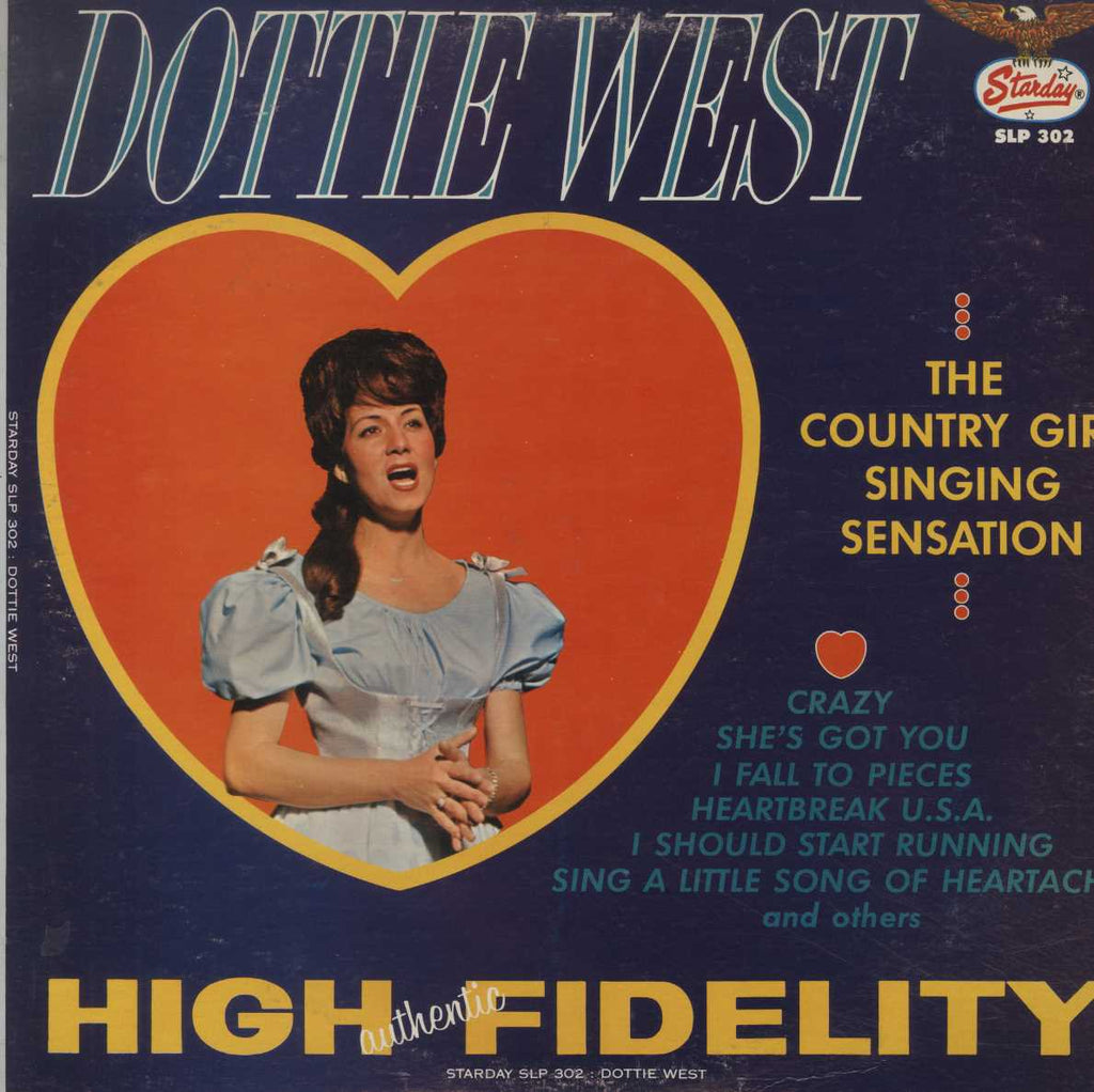 Dottie West - The Country Girl Singing Sensation