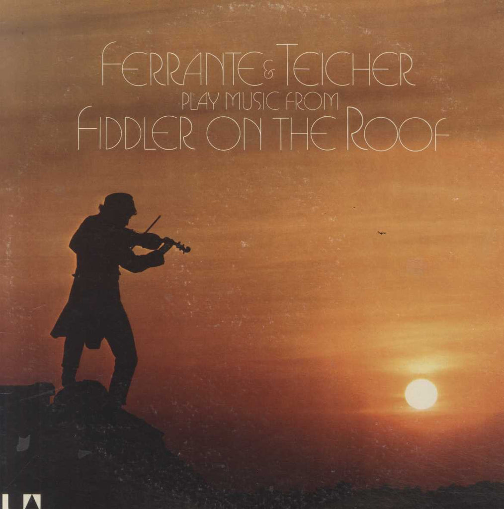 "Ferrante & Teicher - Play Music From ""Fiddler On The Roof"""