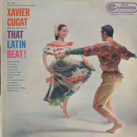 Xavier Cugat And His Orchestra - That Latin Beat!