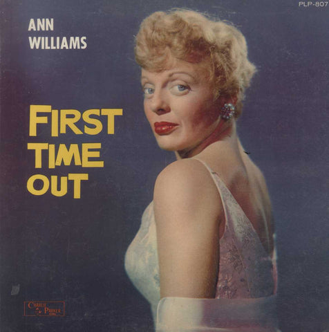 Ann Williams - First Time Out