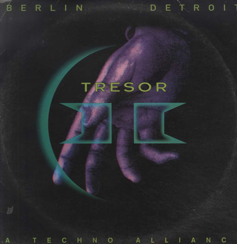 Various - Tresor II (Berlin Detroit - A Techno Alliance)