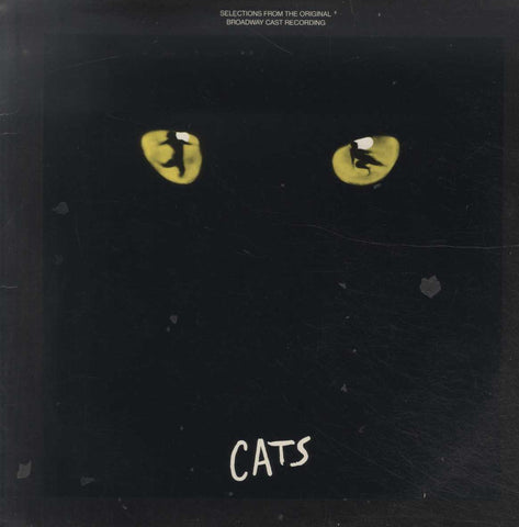 "Andrew Lloyd Webber - ""Cats"" (Selections From The Original Broadway Cast Recording)"