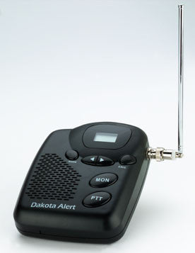 Long Range Two-Way Radio Alert System, M-538BS