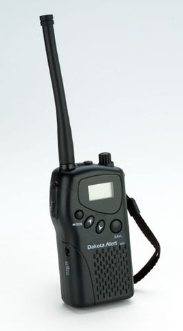 Long Range Two-Way Radio Alert, M538-HT