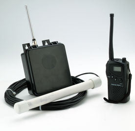 Long Range Wireless Vehicle Alert System with Hand Held receiver, MAPS HT Kit