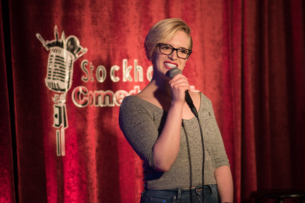 13/11 English Comedy Monday with Kathryn LeRoux