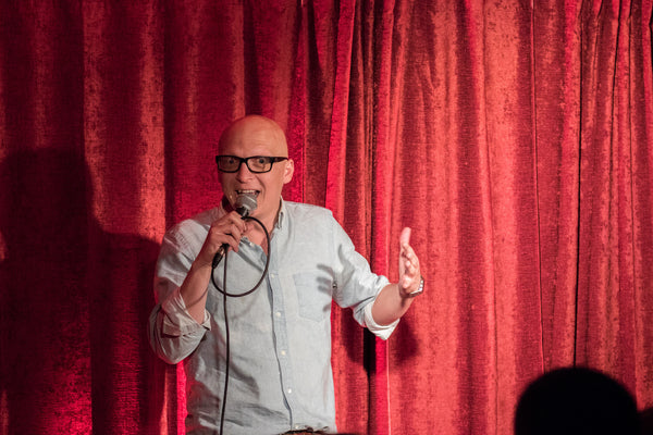 20/5 BEST OF Stockholm Comedy Club: Ben Richards!