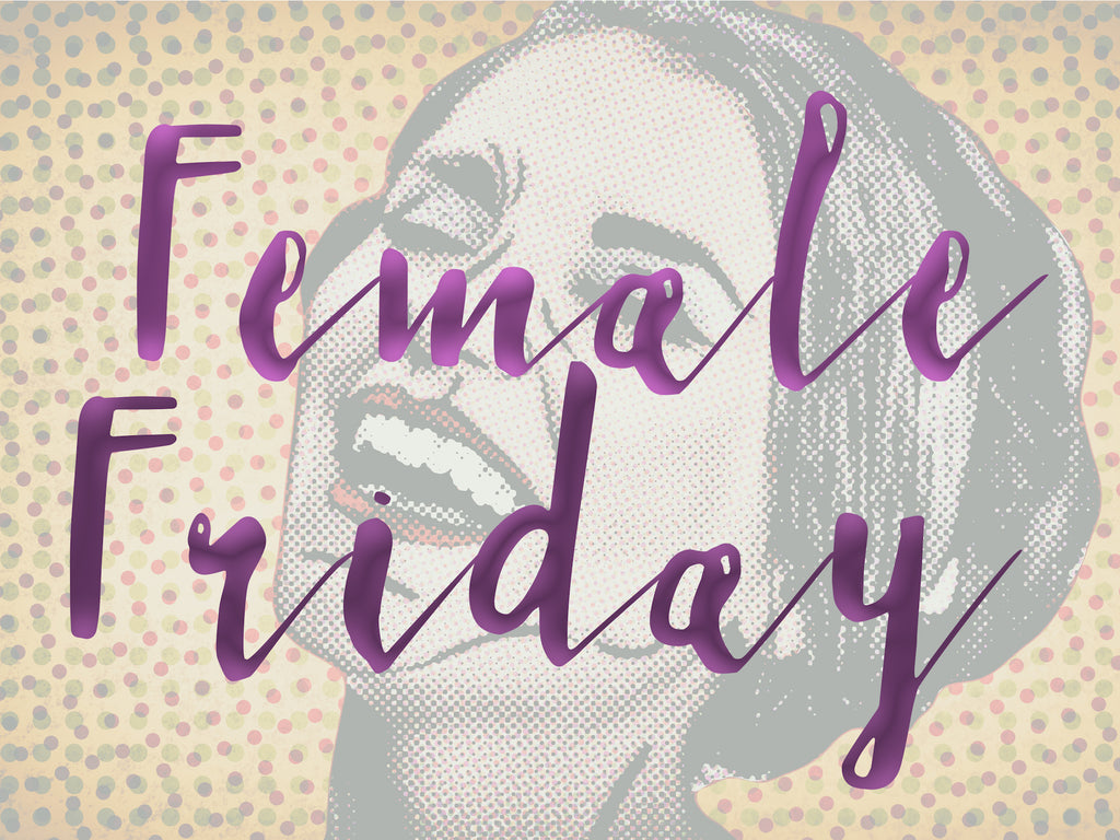 15/3 FEMALE FRIDAY med Svea Sigmond