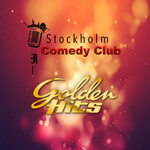 25/10 Stockholm Comedy Club på Golden Hits