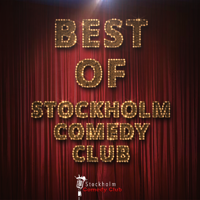 24/11 BEST OF Stockholm Comedy Club