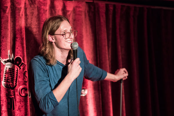 14/10 BEST OF Stockholm Comedy Club med Marcus Berggren